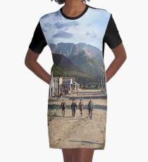 Eureka, Colorado ca 1900 Graphic T-Shirt Dress