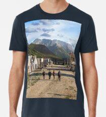 Eureka, Colorado ca 1900 Premium T-Shirt