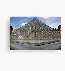 Pyramide Canvas Print