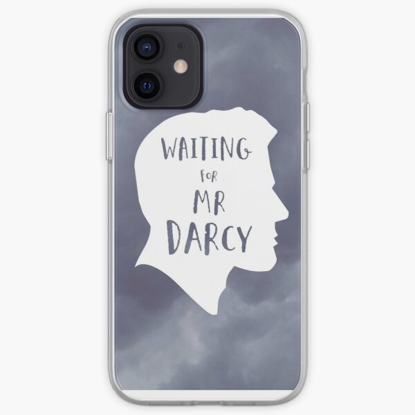 Waiting for Mr Darcy iPhone Soft Case