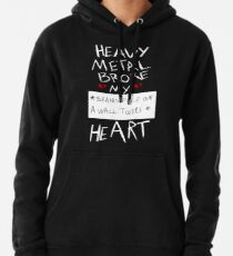 Fall Out Boy Centuries - Heavy Metal Broke My Heart Pullover Hoodie
