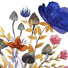 Magische Pilze von OlgaBerlet