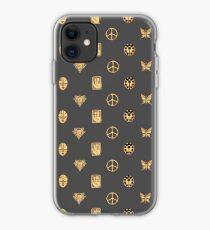 Bizarre Emblems iPhone Case