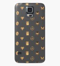 Bizarre Embleme Hülle & Skin für Samsung Galaxy