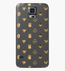 Bizarre Emblems Case/Skin for Samsung Galaxy