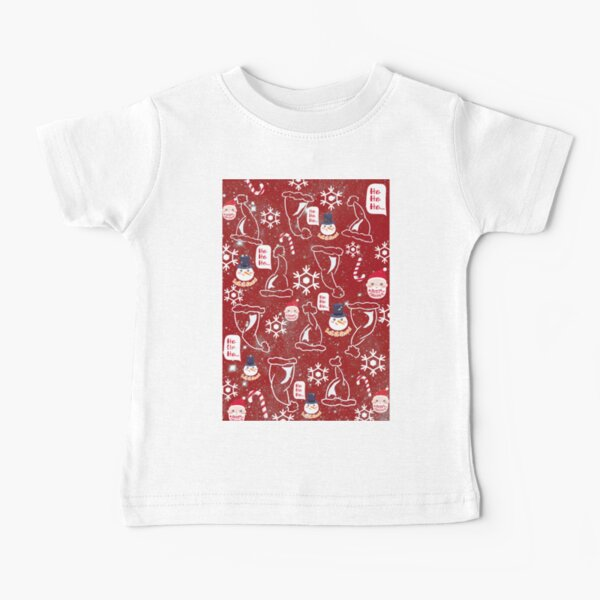 Let it snow!!! Baby T-Shirt