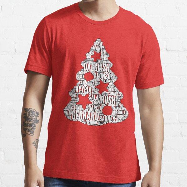 XMAS - Liverpool Christmas Tree Essential T-Shirt
