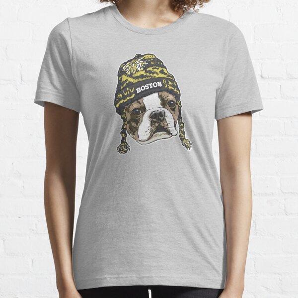 Boston Terrier Sports Beanie Essential T-Shirt