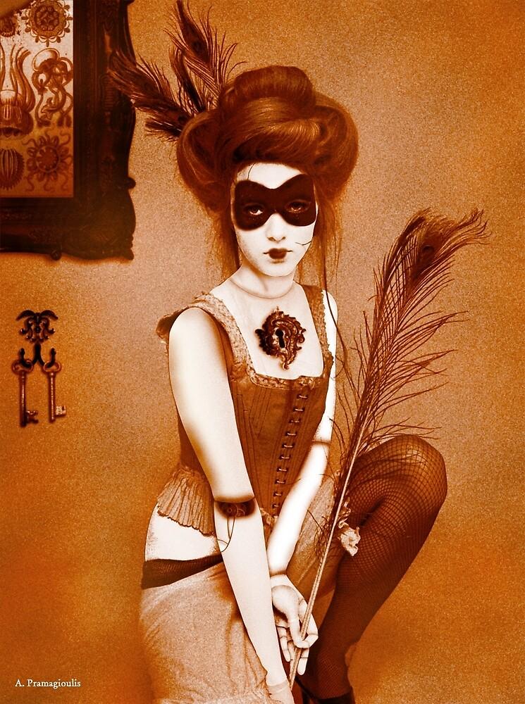 The Clockwork Harlot by EgregoreDesign
