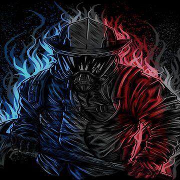 Firefighter by dawnmvd