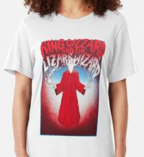 king gizzard Slim Fit T-Shirt