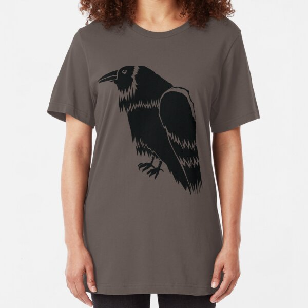 Quoth The Raven Slim Fit T-Shirt
