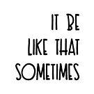 «Ser asi a veces» de Claire Chesnut