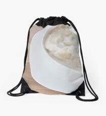 Coffee Drawstring Bag
