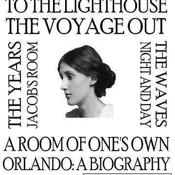 Virginia Woolf by silentstead