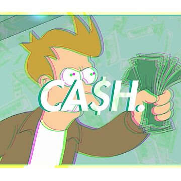 Fry cash by MrErig