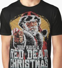 Red Dead Xmas Graphic T-Shirt