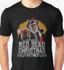 Red Dead Xmas Unisex T-Shirt