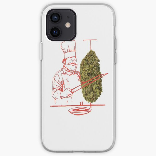 Döner Kebab Weed iPhone Soft Case