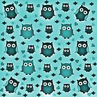 owls by susana-art