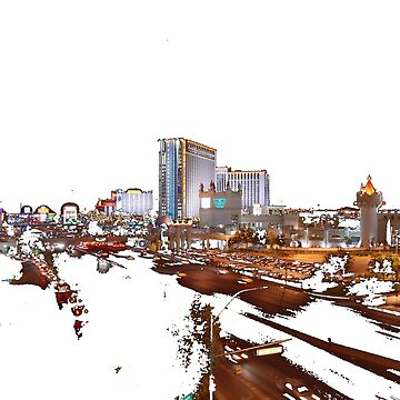 Tropicana Avenue - Las Vegas by woodeye518