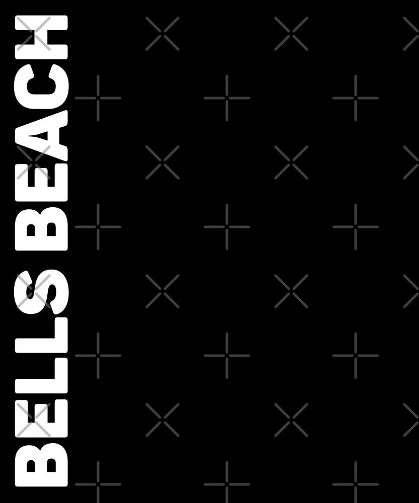 Bells Beach T-Shirt by designkitsch