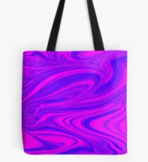 pink oil  Tote Bag