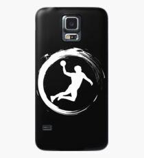 Funda/vinilo para Samsung Galaxy balonmano