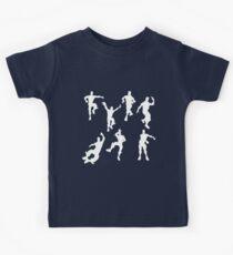 Emotes Kinder T-Shirt