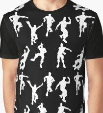 emotes Graphic T-Shirt