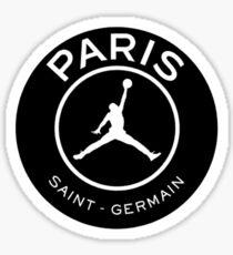 PSG x Air Jordan Sticker