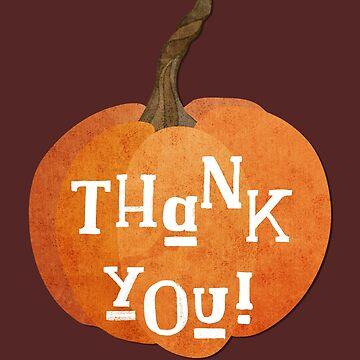 Thank you! by bubbliciousart