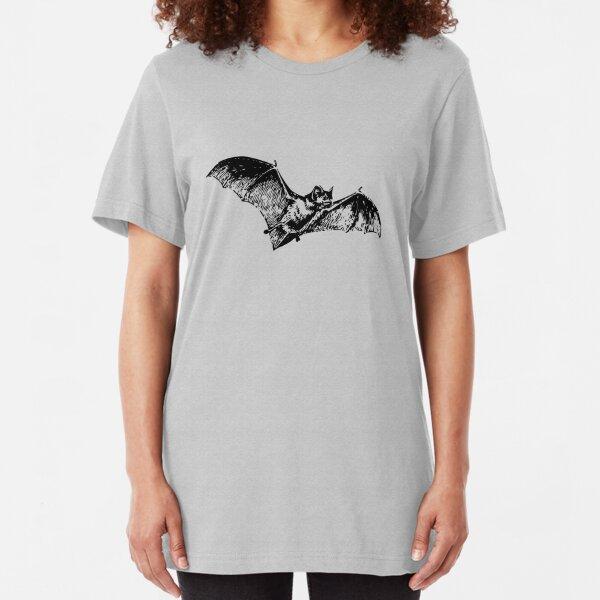 Bat Slim Fit T-Shirt