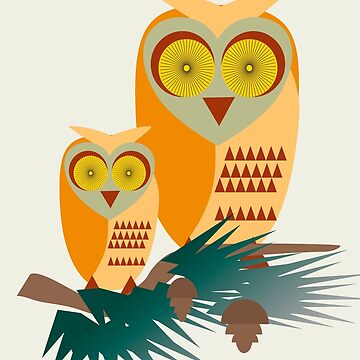 Owls by mirimo