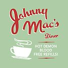 Johnny Mac's Diner by Plan8