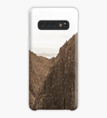 Sgurr Alasdair and the Inaccessible Pinnacle, Skye Case/Skin for Samsung Galaxy