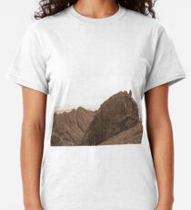 Sgurr Alasdair and the Inaccessible Pinnacle, Skye Classic T-Shirt