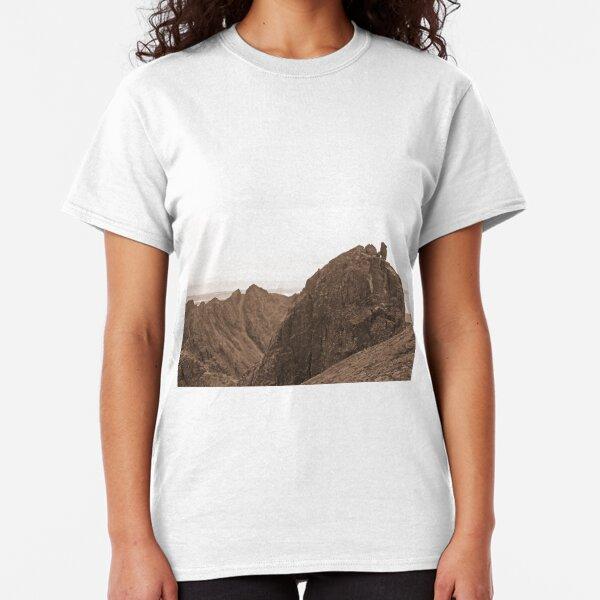 Sgurr Alasdair and the Inaccessible Pinnacle, Skye Classic T-Shirt