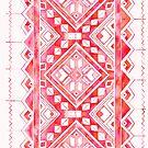 Ukrainian motif by runlenarun