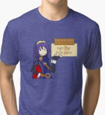 Time to Tip The Scales Tri-blend T-Shirt