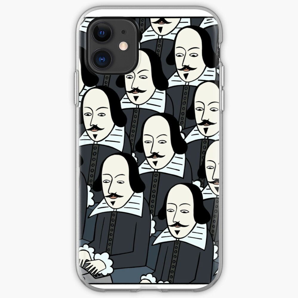 I don't think it will ever end iPhone Soft Case