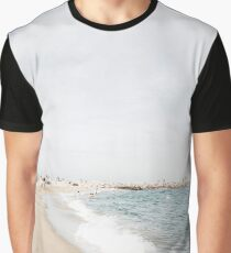Seaside Graphic T-Shirt
