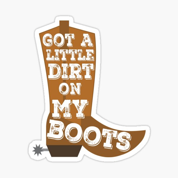 Southern Angel Decal Country Cowgirl Cowboy Boots truck vinyl window sticker