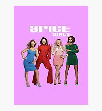 Spice World Tour 2019 Girls Photographic Print