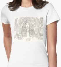 armour Women's Fitted T-Shirt