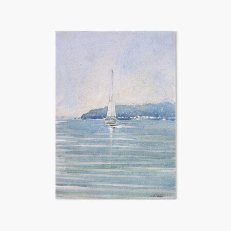 Still waters Art Board Print