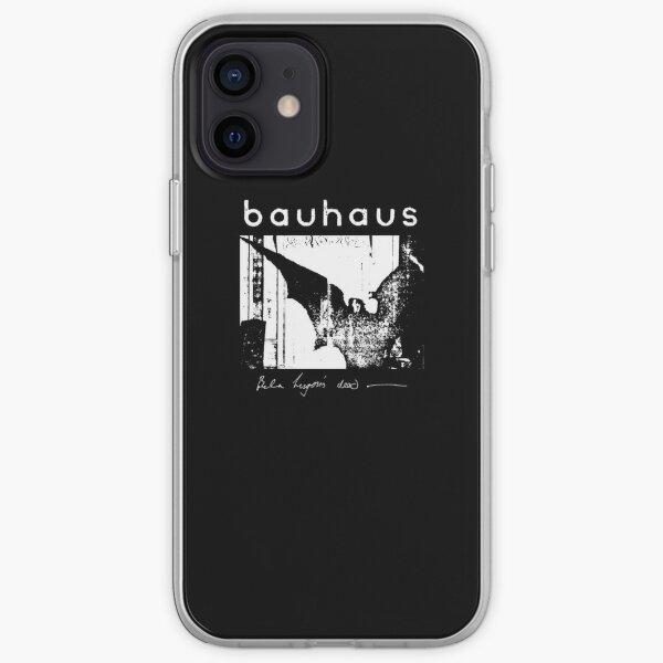 Bauhaus - Bat Wings - Bela Lugosi's Dead iPhone Soft Case