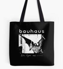 Bauhaus - Bat Wings - Bela Lugosi's Dead Tote Bag