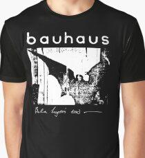 Bauhaus - Bat Wings - Bela Lugosi's Dead Graphic T-Shirt