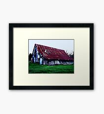 The Way I See It, or The Way It Was? Framed Print